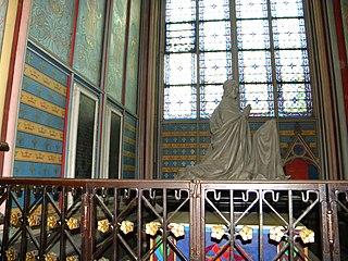 Funerary monument of Louis-Antoine de Noailles