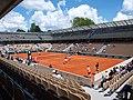 Paris-FR-75-open de tennis-2019-Roland Garros-court Mathieu-6 juin-double dames-02.jpg