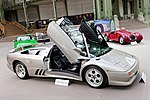Paris - Bonhams 2017 - Lamborghini Diablo VT roadster - 1997 - 002.jpg