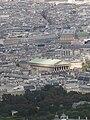 Paris 8e - église de la Madeleine vue de la tour Eiffel.JPG
