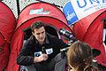 Paris pont des Arts camp de soutien aux mal-logés 2.jpg