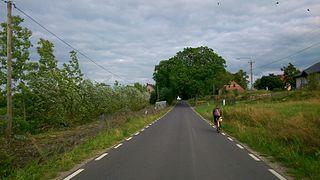 Parlin, Świecie County Village in Kuyavian-Pomeranian, Poland