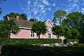 Parsonage (1753) and gardens, Norsk Folkemuseum, Oslo (35631517484).jpg