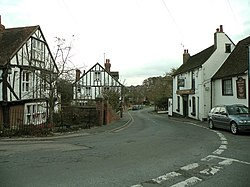 Part of The Street in Shorne - geograph.org.uk - 1589516.jpg
