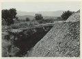 Parti av Cuicuilco-pyramiden - SMVK - 0307.b.0024.tif