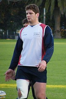 Pascal Papé French rugby union player