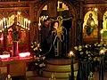 Passion Gospels - Great Thursday -- Annunciation, Toronto, 2014.JPG