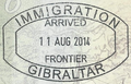 Passport entry stamp for Gibraltar.png