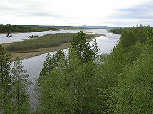 Pasvik Nature Reserve - Paz River, Pasvik Nature Reserve