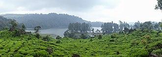 Bandung Regency - Patenggang Lake is a popular tourist attraction in Bandung Regency