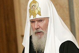 Patriarch Alexey II of Russia