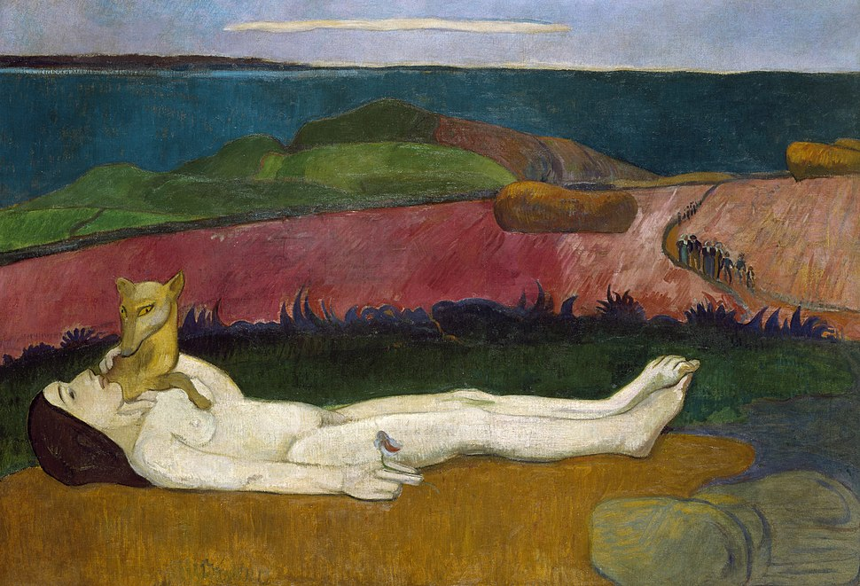 Paul Gauguin 136