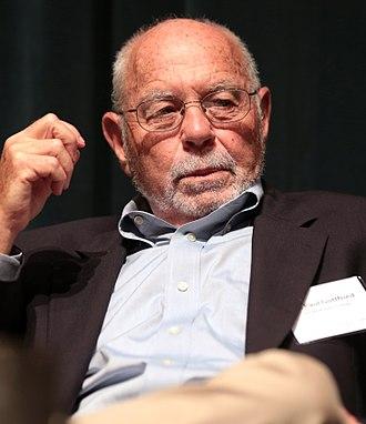 Paul Gottfried - Gottfried speaking at an October 2017 event in New York.