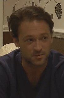 Paul Nicholls (actor) English actor