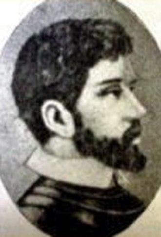 Paulo Dias de Novais - Image: Paulo Dias de Novais, 1º capitão governador de Angola