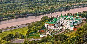 Pechersky Ascension Monastery - Image: Pechersky Ascension Monastery