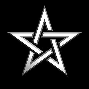 Pentagram, star