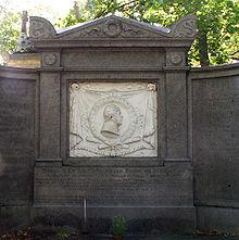 La tomba del maresciallo Ney