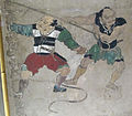 Periodo azuchi-momoyama, addestramento dei cavalli, XVI sec, 15.JPG