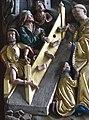 Pesenbach St.Leonhard - Hochaltar Flügel 3a Tröstung Gefangener.jpg