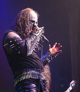 Pest (musician) Norwegian black metal vocalist