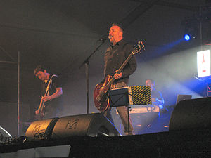 Peter Hook and The Light - Image: Peter Hook