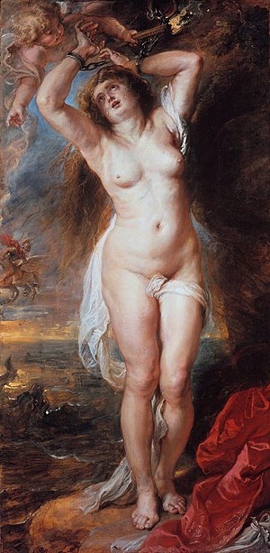 Perseus and Andromeda (Rubens) - Image: Peter Paul Rubens Andromeda Google Art Project