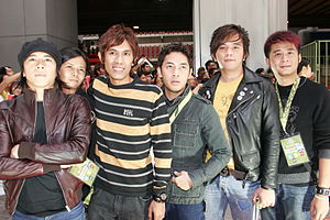 Indo pop - Peterpan, A popular Indonesian band