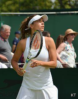Petra Cetkovská Czech tennis player