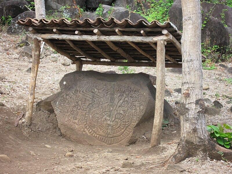 Fil: Petroglyph på Ometepe.jpg