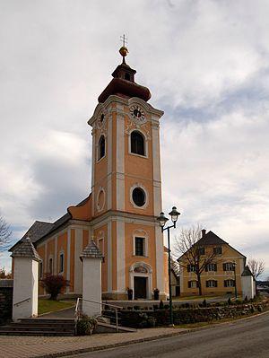 Pfarrkirche hl. Ägydius