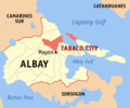 Ph locator albay tabaco.png