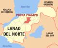 Ph locator lanao del norte poona piagapo.png