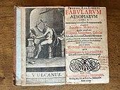 Fabeln von Phaedrus, herausgegeben 1724 von Moritz Georg Weidmann (Quelle: Wikimedia)