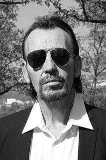 Phil Shoenfelt British songwriter and writer