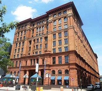 Philadelphia Bourse - Image: Philadelphia Bourse, Philadelphia, PA