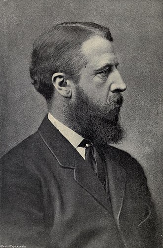 1880 United Kingdom general election - Image: Photo of Spencer Cavendish, 8th Duke of Devonshire