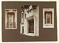 Photograph, Detail of Windows and Door of House of Hector Guuimard, 22 Rue Mozart, ca. 1910 (CH 18411105-2).jpg