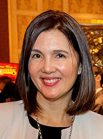 Pia Cayetano - Image: Pia Cayetano (2018)