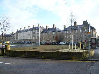 Piershill - Image: Piershill, Edinburgh