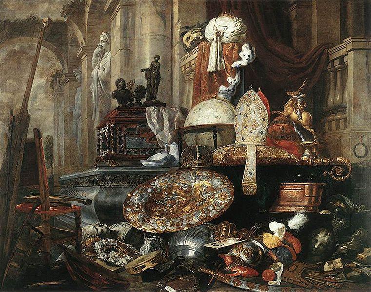 File:Pieter Boel - Large Vanitas Still-Life - WGA02332.jpg
