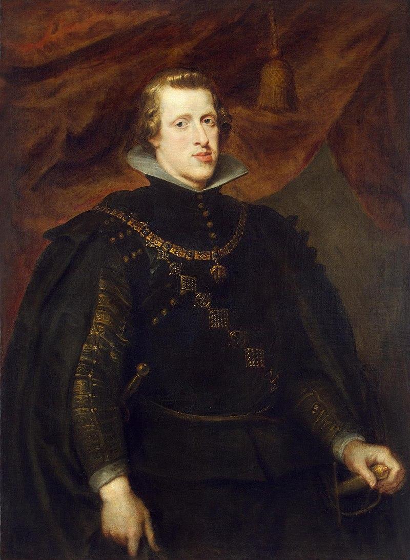 Pieter Paul Rubens - Portrait of King Philip IV (Hermitage).jpg