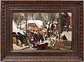 Pieter bruegel il giovane, adorazione dei magi nella neve, 01.JPG