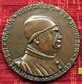 Pietro da milano, medaglia di renato d'angiò, 1461.JPG