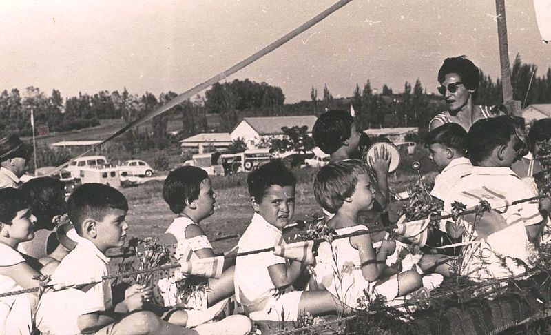 שדה ורבורג גן הילדים