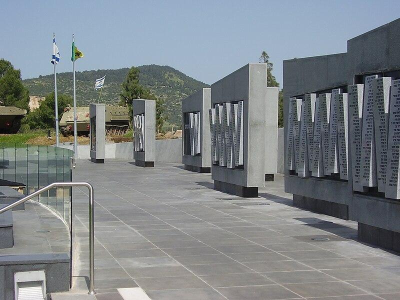 אנדרטת חטיבת גולני