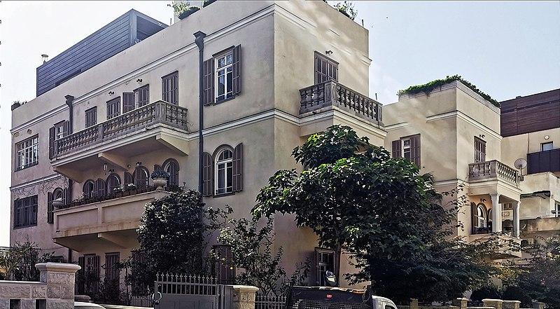 הבית ביהודה הלוי 10 תל אביב