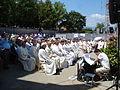 Pilgrimage of Diocese of Celje to Brezje 04.JPG