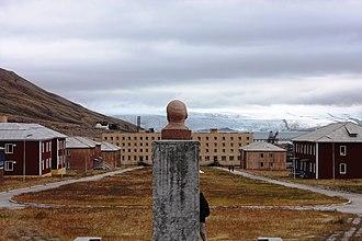 Pyramiden - Image: Piramida Svalbard IMG 6283