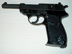 Walther P38 - The P1 used by the Bundeswehr